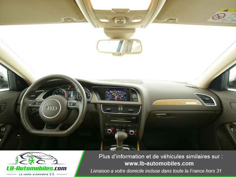 Audi A4 Allroad Quattro 2.0 TFSI 225 Gris occasion à Beaupuy - photo n°2