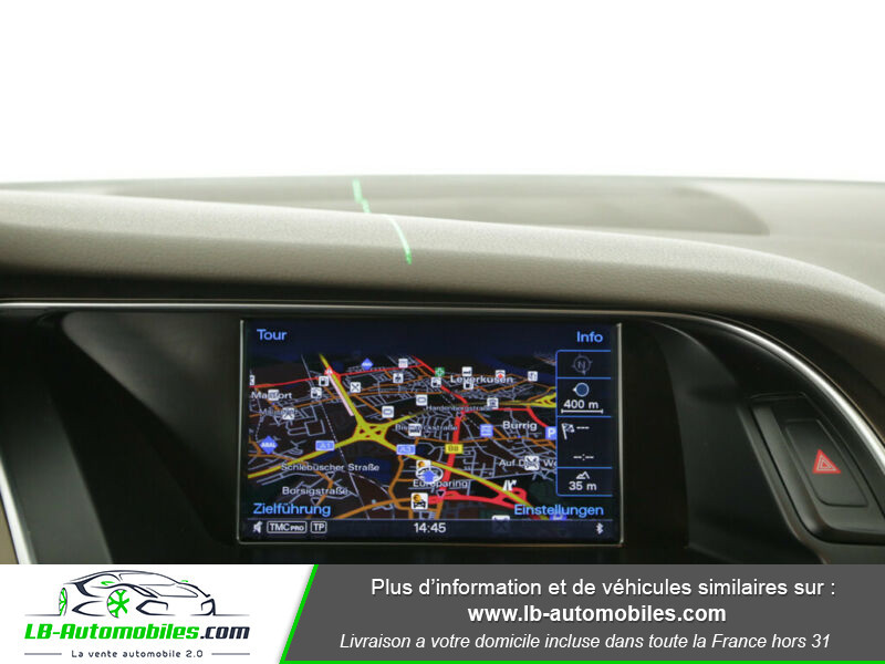 Audi A4 Allroad Quattro 2.0 TFSI 225 Gris occasion à Beaupuy - photo n°7