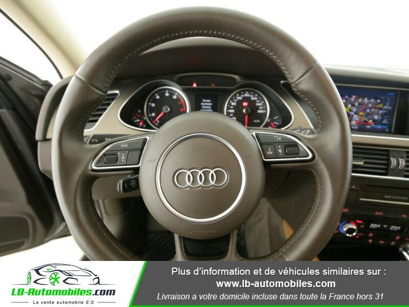 Audi A4 Allroad Quattro 2.0 TFSI 225 Gris occasion à Beaupuy - photo n°6