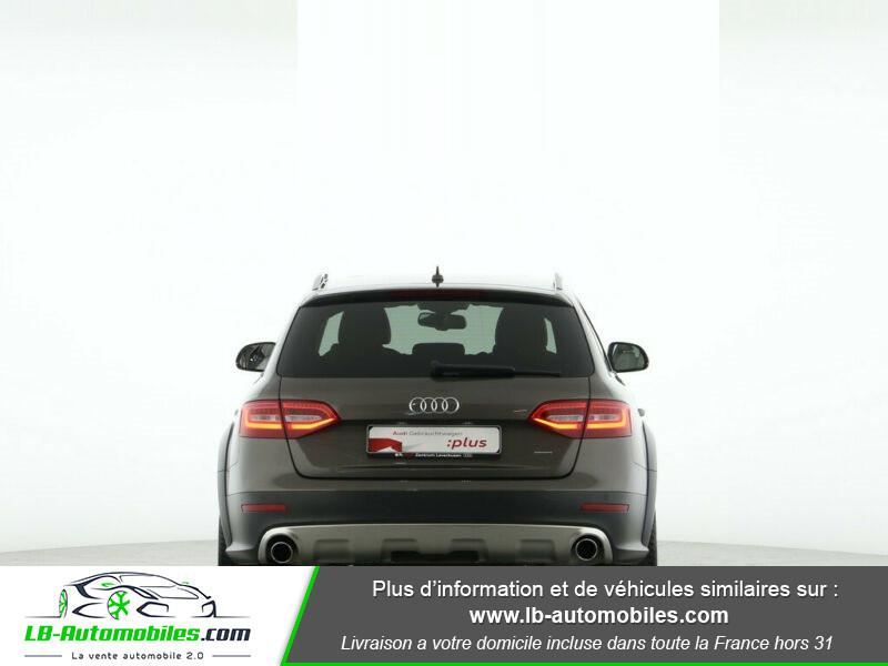 Audi A4 Allroad Quattro 2.0 TFSI 225 Gris occasion à Beaupuy - photo n°11