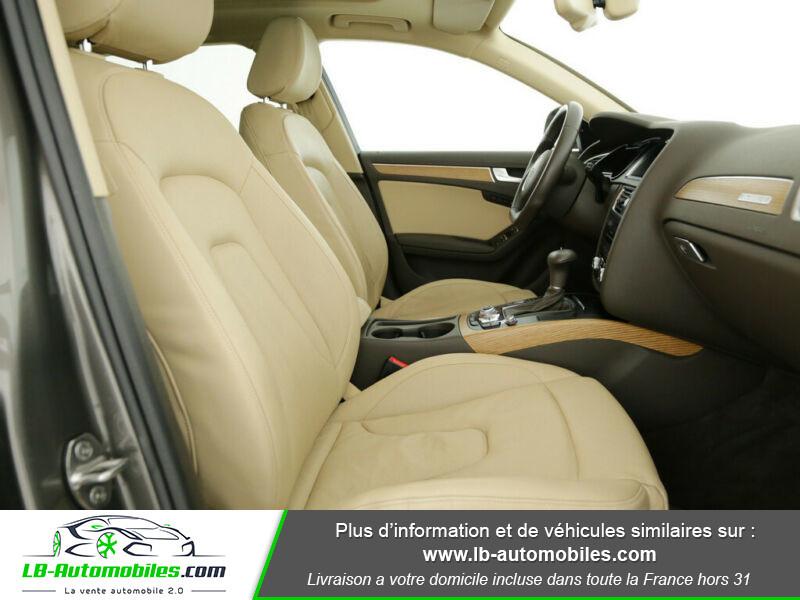 Audi A4 Allroad Quattro 2.0 TFSI 225 Gris occasion à Beaupuy - photo n°4