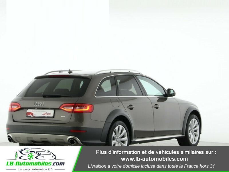 Audi A4 Allroad Quattro 2.0 TFSI 225 Gris occasion à Beaupuy - photo n°3