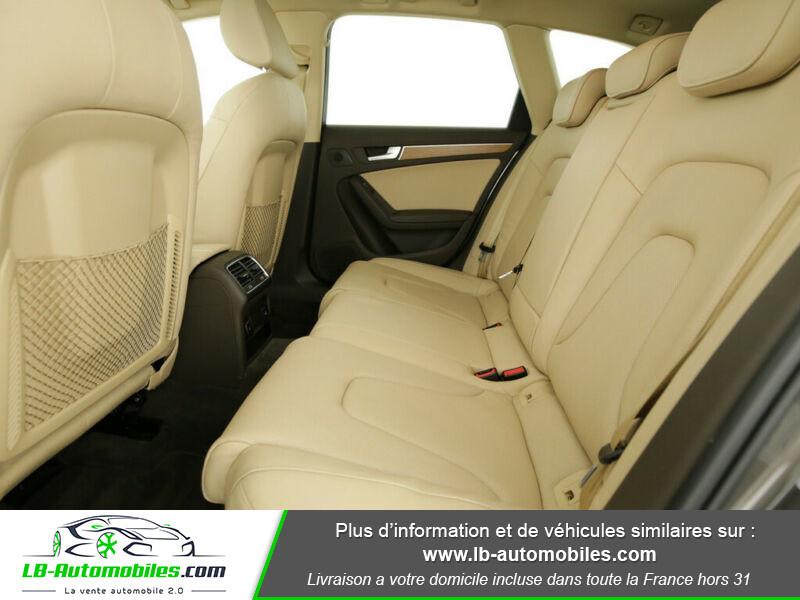 Audi A4 Allroad Quattro 2.0 TFSI 225 Gris occasion à Beaupuy - photo n°5