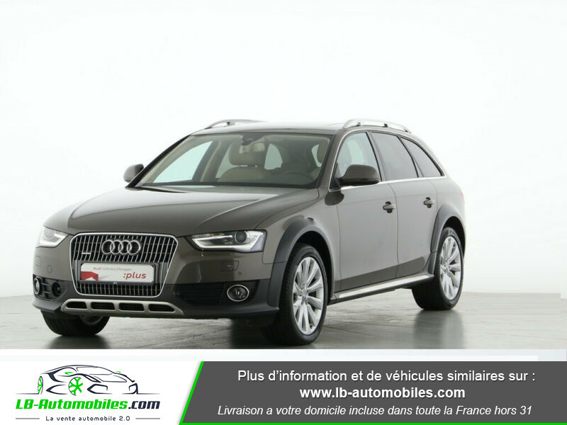 Audi A4 Allroad Quattro 2.0 TFSI 225 Gris occasion à Beaupuy