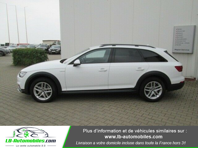Audi A4 Allroad Quattro 2.0 TFSI 252 Blanc occasion à Beaupuy - photo n°10
