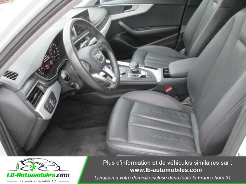 Audi A4 Allroad Quattro 2.0 TFSI 252 Blanc occasion à Beaupuy - photo n°4