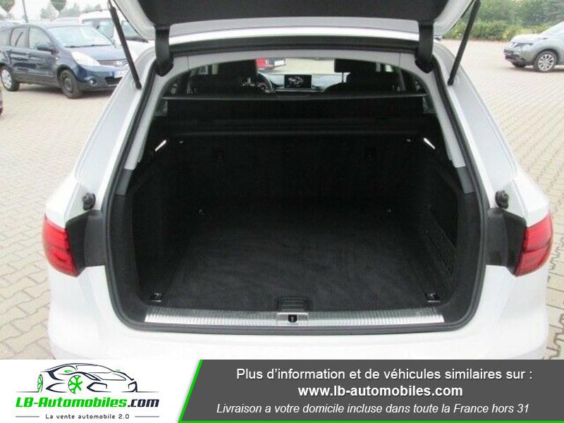 Audi A4 Allroad Quattro 2.0 TFSI 252 Blanc occasion à Beaupuy - photo n°9