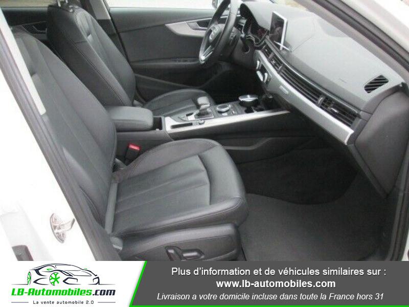 Audi A4 Allroad Quattro 2.0 TFSI 252 Blanc occasion à Beaupuy - photo n°7
