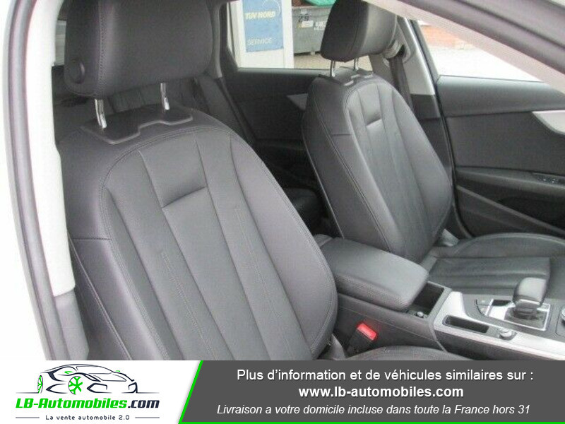 Audi A4 Allroad Quattro 2.0 TFSI 252 Blanc occasion à Beaupuy - photo n°6