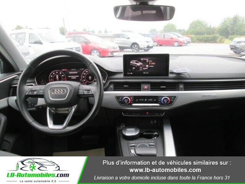 Audi A4 Allroad Quattro 2.0 TFSI 252 Blanc occasion à Beaupuy - photo n°2
