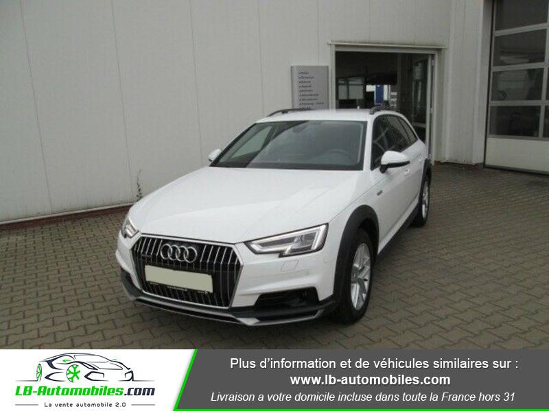 Audi A4 Allroad Quattro 2.0 TFSI 252 Blanc occasion à Beaupuy