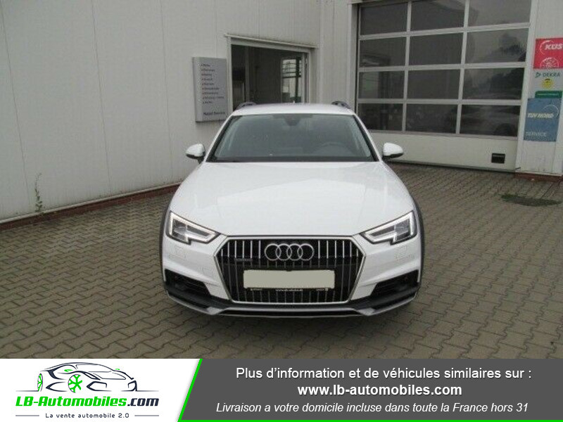 Audi A4 Allroad Quattro 2.0 TFSI 252 Blanc occasion à Beaupuy - photo n°11