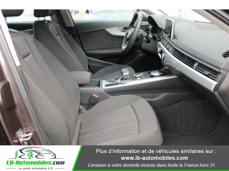 Audi A4 Allroad Quattro 2.0 TFSI 252 Marron occasion à Beaupuy - photo n°15