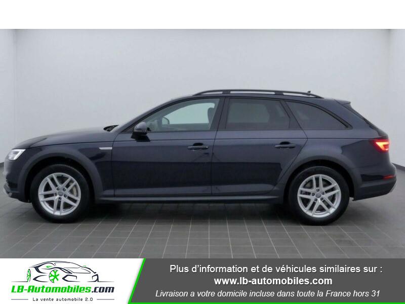 Audi A4 Allroad Quattro 2.0 TFSI 252 Bleu occasion à Beaupuy - photo n°8