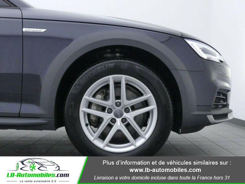 Audi A4 Allroad Quattro 2.0 TFSI 252 Bleu occasion à Beaupuy - photo n°10