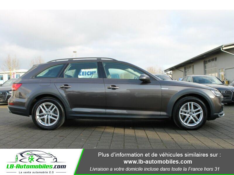 Audi A4 Allroad Quattro 2.0 TFSI 252 Marron occasion à Beaupuy - photo n°9