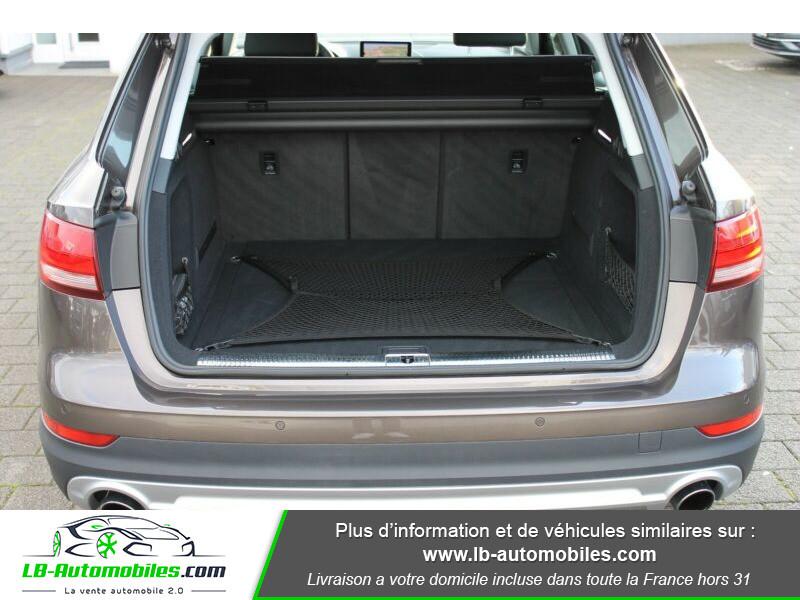 Audi A4 Allroad Quattro 2.0 TFSI 252 Marron occasion à Beaupuy - photo n°6