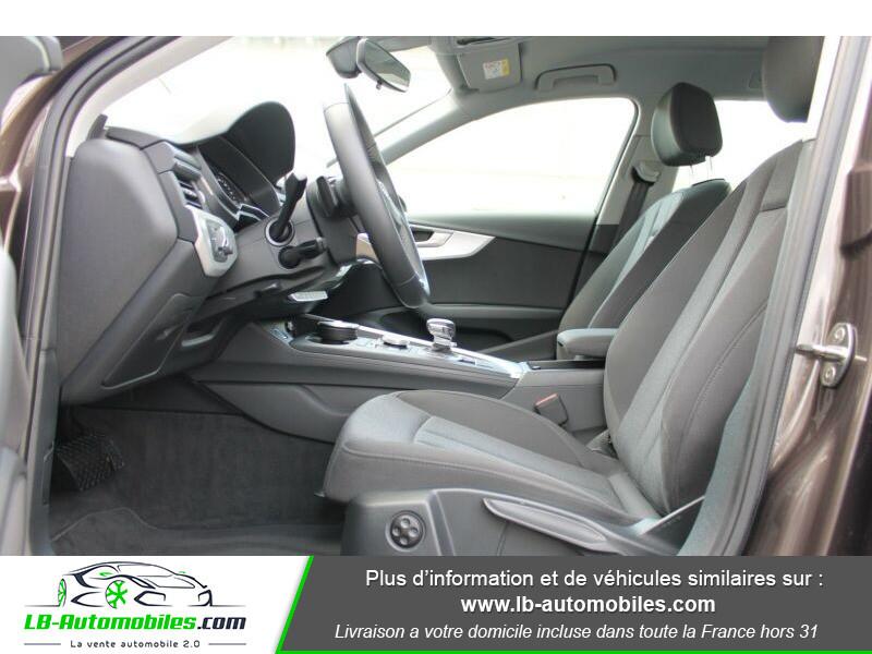 Audi A4 Allroad Quattro 2.0 TFSI 252 Marron occasion à Beaupuy - photo n°18