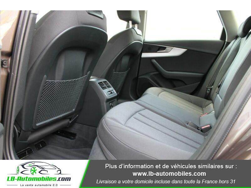 Audi A4 Allroad Quattro 2.0 TFSI 252 Marron occasion à Beaupuy - photo n°14