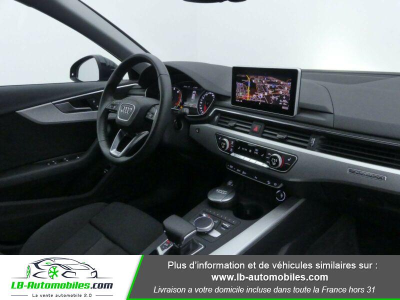 Audi A4 Allroad Quattro 2.0 TFSI 252 Bleu occasion à Beaupuy - photo n°4