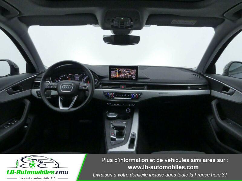 Audi A4 Allroad Quattro 2.0 TFSI 252 Bleu occasion à Beaupuy - photo n°2