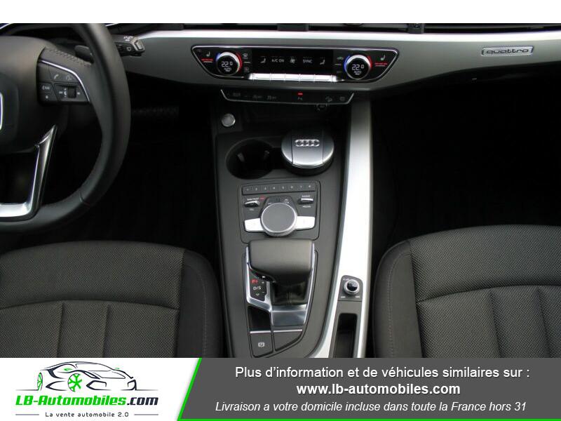 Audi A4 Allroad Quattro 2.0 TFSI 252 Marron occasion à Beaupuy - photo n°16