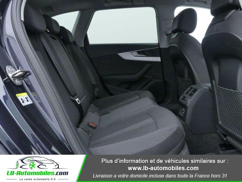 Audi A4 Allroad Quattro 2.0 TFSI 252 Bleu occasion à Beaupuy - photo n°5