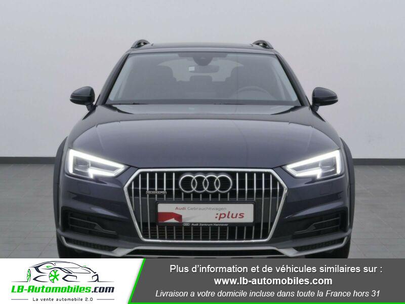 Audi A4 Allroad Quattro 2.0 TFSI 252 Bleu occasion à Beaupuy - photo n°6