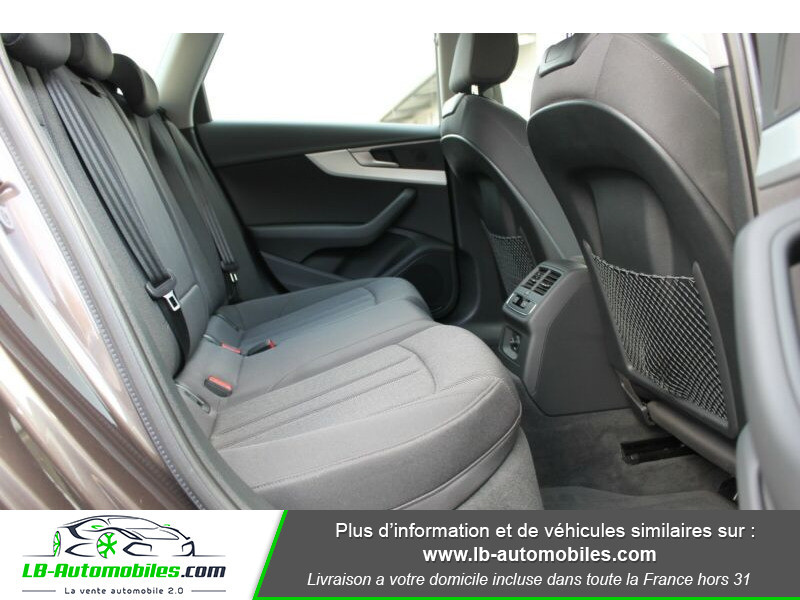 Audi A4 Allroad Quattro 2.0 TFSI 252 Marron occasion à Beaupuy - photo n°13