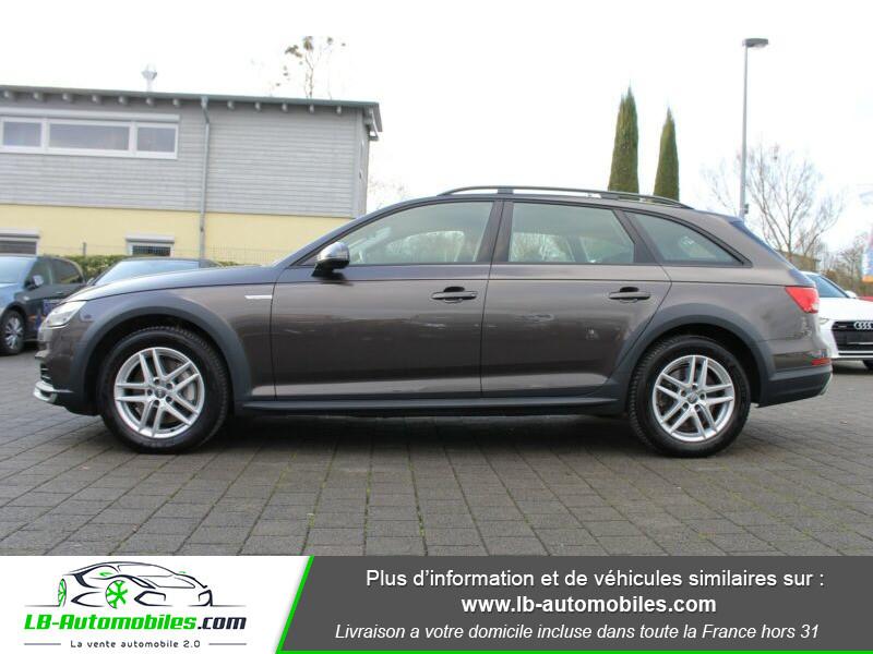 Audi A4 Allroad Quattro 2.0 TFSI 252 Marron occasion à Beaupuy - photo n°8