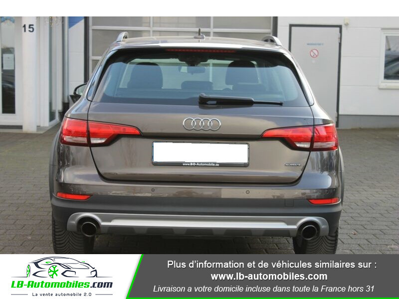 Audi A4 Allroad Quattro 2.0 TFSI 252 Marron occasion à Beaupuy - photo n°7