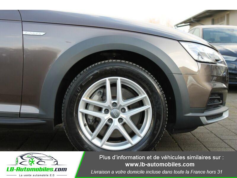 Audi A4 Allroad Quattro 2.0 TFSI 252 Marron occasion à Beaupuy - photo n°10