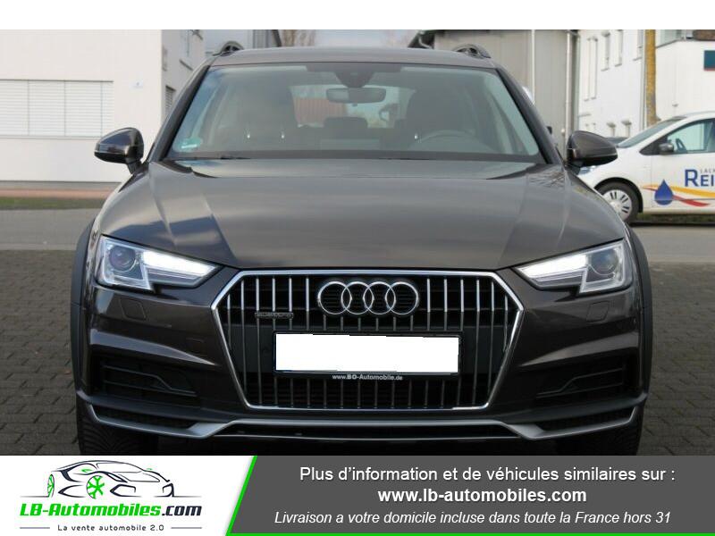 Audi A4 Allroad Quattro 2.0 TFSI 252 Marron occasion à Beaupuy - photo n°5
