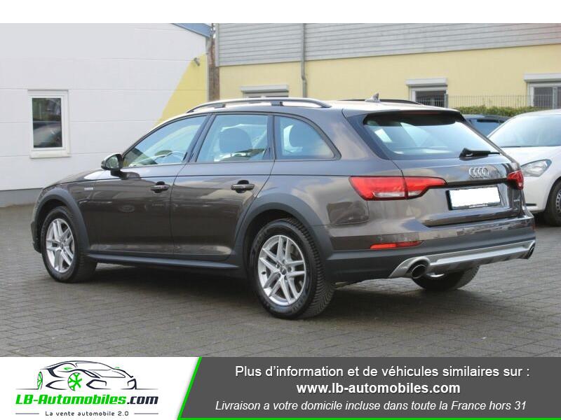 Audi A4 Allroad Quattro 2.0 TFSI 252 Marron occasion à Beaupuy - photo n°11