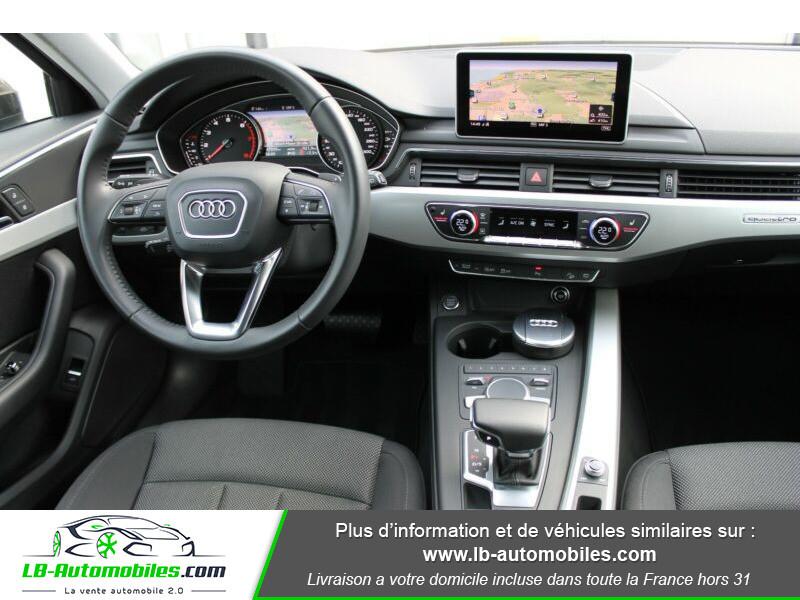 Audi A4 Allroad Quattro 2.0 TFSI 252 Marron occasion à Beaupuy - photo n°2