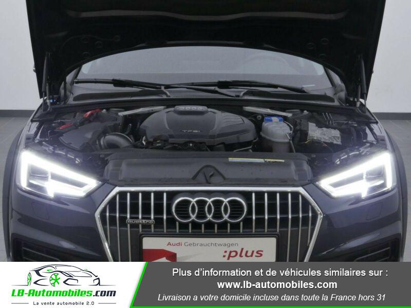 Audi A4 Allroad Quattro 2.0 TFSI 252 Bleu occasion à Beaupuy - photo n°7