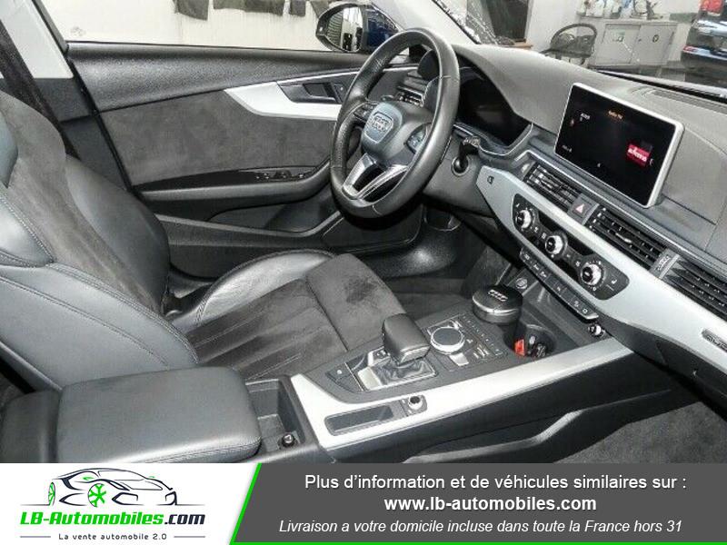 Audi A4 Allroad Quattro 3.0 TDI 218 Bleu occasion à Beaupuy - photo n°4