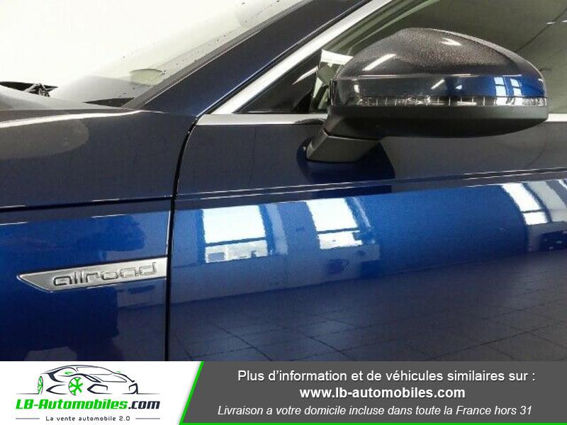 Audi A4 Allroad Quattro 3.0 TDI 218 Bleu occasion à Beaupuy - photo n°10