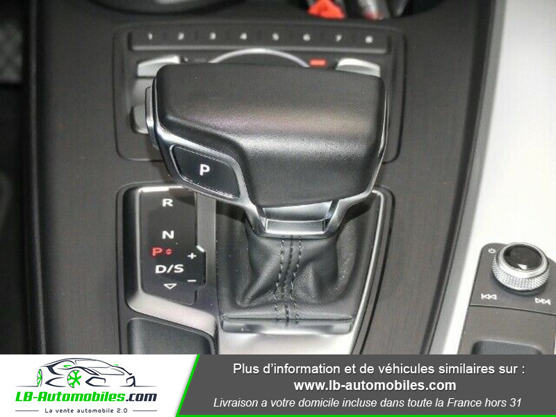 Audi A4 Allroad Quattro 3.0 TDI 218 Bleu occasion à Beaupuy - photo n°6