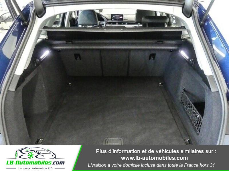Audi A4 Allroad Quattro 3.0 TDI 218 Bleu occasion à Beaupuy - photo n°9
