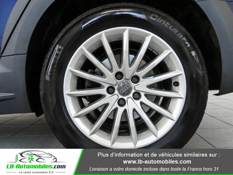 Audi A4 Allroad Quattro 3.0 TDI 218 Bleu occasion à Beaupuy - photo n°15