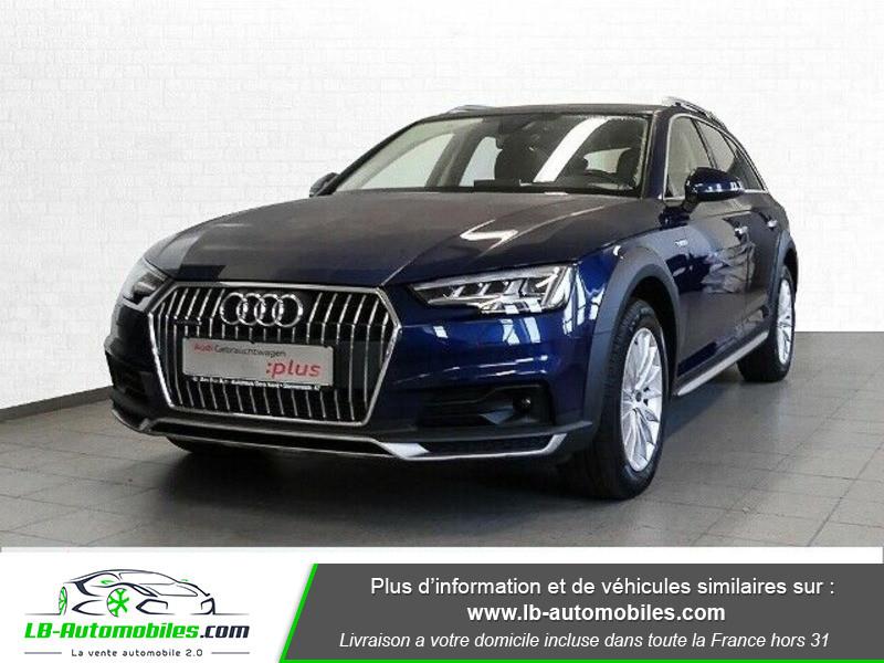 Audi A4 Allroad Quattro 3.0 TDI 218 Bleu occasion à Beaupuy