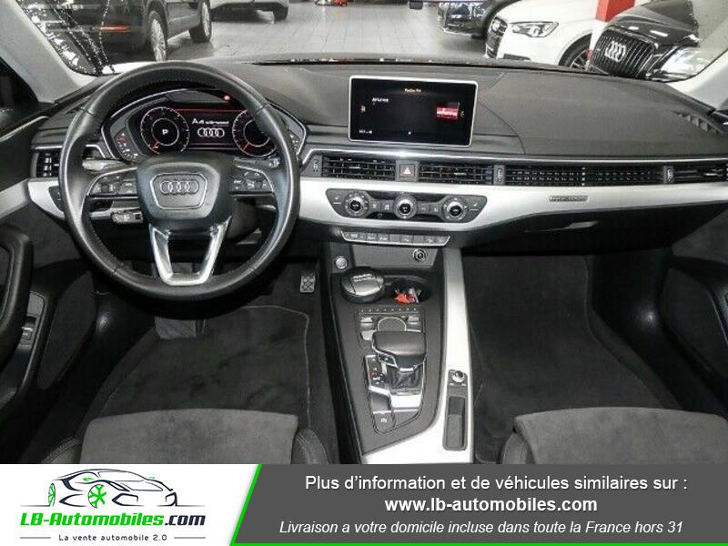 Audi A4 Allroad Quattro 3.0 TDI 218 Bleu occasion à Beaupuy - photo n°2