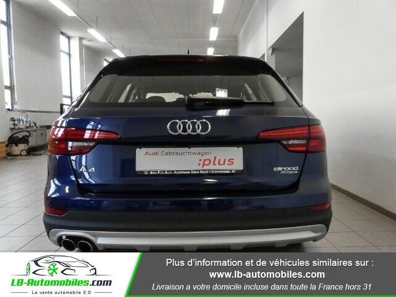 Audi A4 Allroad Quattro 3.0 TDI 218 Bleu occasion à Beaupuy - photo n°13