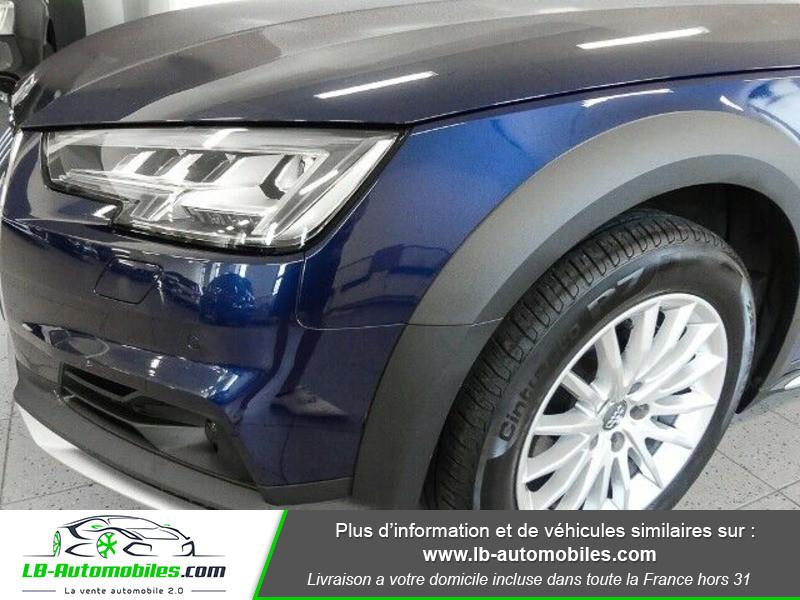Audi A4 Allroad Quattro 3.0 TDI 218 Bleu occasion à Beaupuy - photo n°14