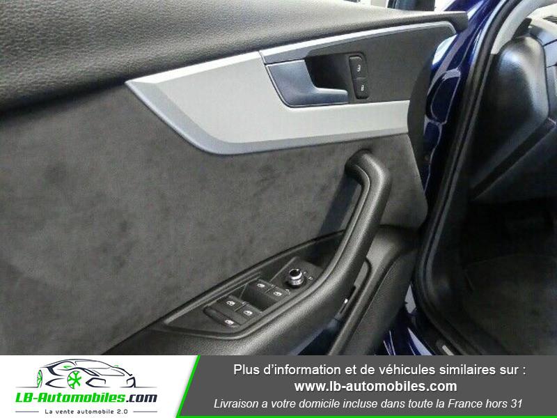 Audi A4 Allroad Quattro 3.0 TDI 218 Bleu occasion à Beaupuy - photo n°7
