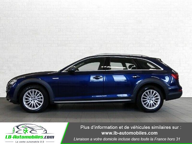Audi A4 Allroad Quattro 3.0 TDI 218 Bleu occasion à Beaupuy - photo n°11