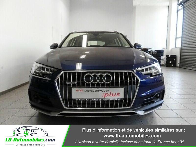 Audi A4 Allroad Quattro 3.0 TDI 218 Bleu occasion à Beaupuy - photo n°12