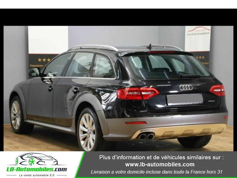 Audi A4 Allroad Quattro 3.0 TDI 245 Noir occasion à Beaupuy - photo n°13