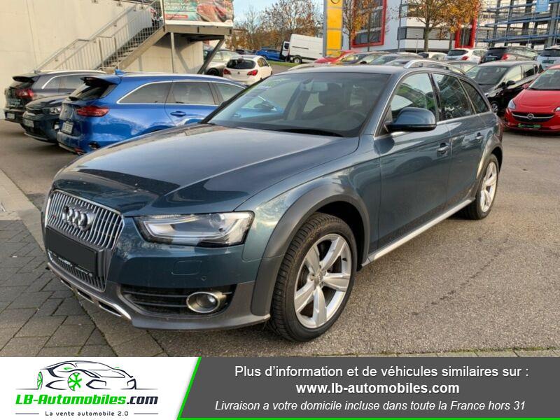 Audi A4 Allroad Quattro 3.0 TDI 245 Bleu occasion à Beaupuy